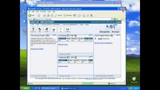 Setup Ozeki NG - SMS Gateway to start an application with an incoming SMS - step1