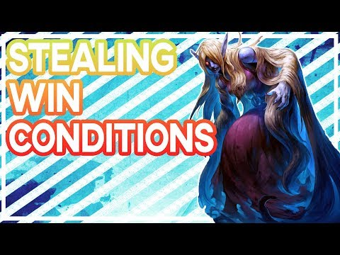 Hearthstone: Stealing Win Conditions With Azalina (Quick Talk About Sea Witch)