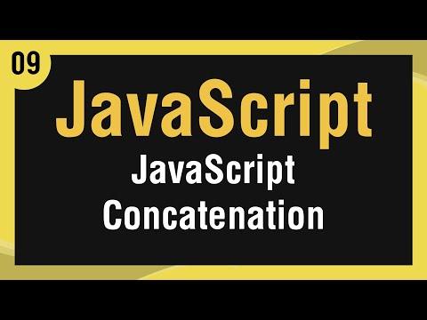تعلم لغة JavaScript القائمة #1 الفديو #9
