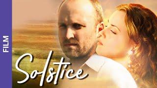Solstice. Russian Movie. Melodrama. English Subtitles. StarMedia