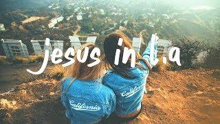 Alec Benjamin   Jesus In L.A (Lyric Video)