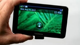 How to Use Garmin Unlock Utility : Garmin GPS Systems