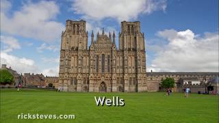 Thumbnail of the video 'Wells' Splendid Gothic Cathedral'
