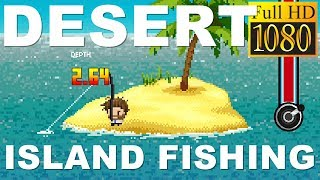 Desert Island Fishing Game Review 1080P Official Springloaded