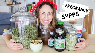 PREGNANCY SUPPLEMENTS | NATURAL | VEGAN