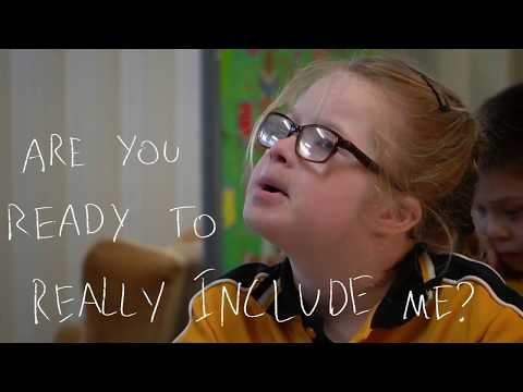 Ver vídeo WORLD DOWN SYNDROME DAY 2020 – Down Syndrome Association of Queensland, Australia - #WeDecide