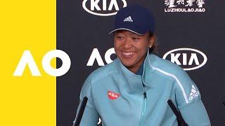 Naomi Osaka press conference (4R)   Australian Open 2019