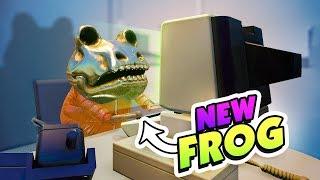 NEW AMAZING FROG GAME! - Amazing Frog V3 Beta