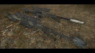 FNV Arsenal Weapons Overhaul - Barrett M82A1