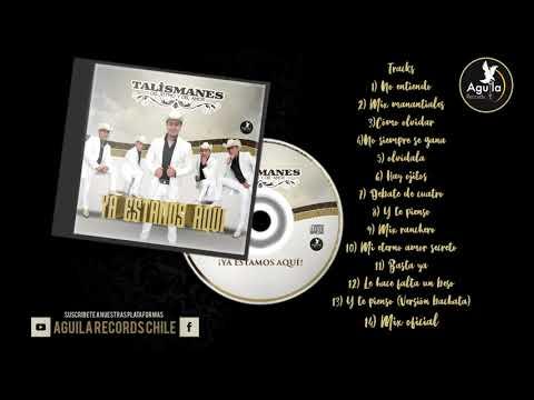 TALISMANES DEL RITMO Y DEL AMOR - DISCO COMPLETO -  AGUILA RECORDS CHILE