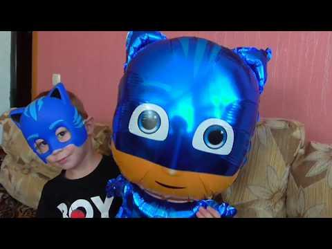 Герои в масках/Cat boy/детские товары с joom