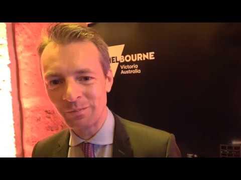 (PERUMIN2017) Nicholas McCaffrey – Embajador de Australia en Perú