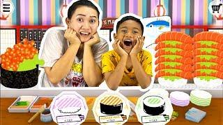 น้องโปรแกรม รีวิว เกมส์ Hi!sushi | ร้านซูชิรสเผ็ดร้อน