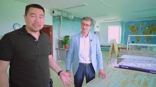 Инвалиды не просят! Инвалиды зарабатывают! Астана Казахстан