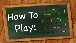How to Play: Dots and Boxes