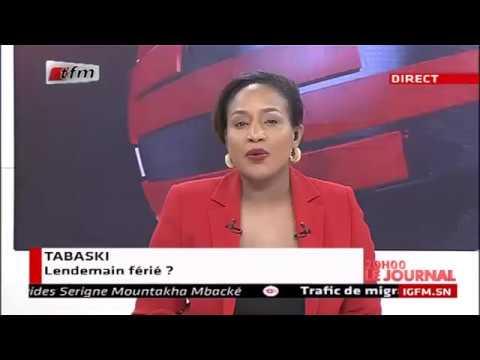 REPLAY - JT Français 20h - Pr : SARAH CISSÉ - 20 Aout 2018
