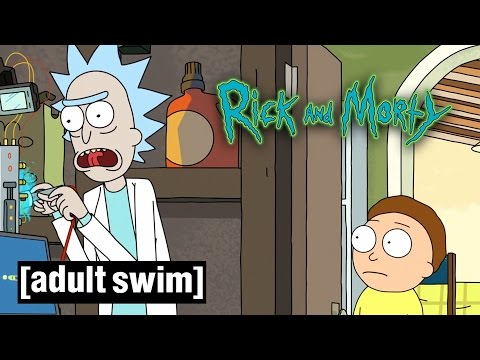 7 Great Rick Sanchez Rants | Rick and Morty | Adult Swim