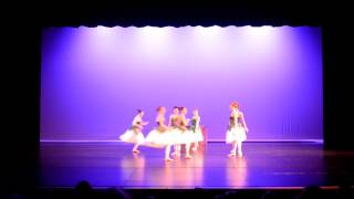 """""""For Unto Us a Child is Born"""" by Reflections School of Dance"""