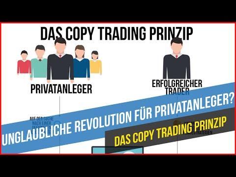 Social trader werden