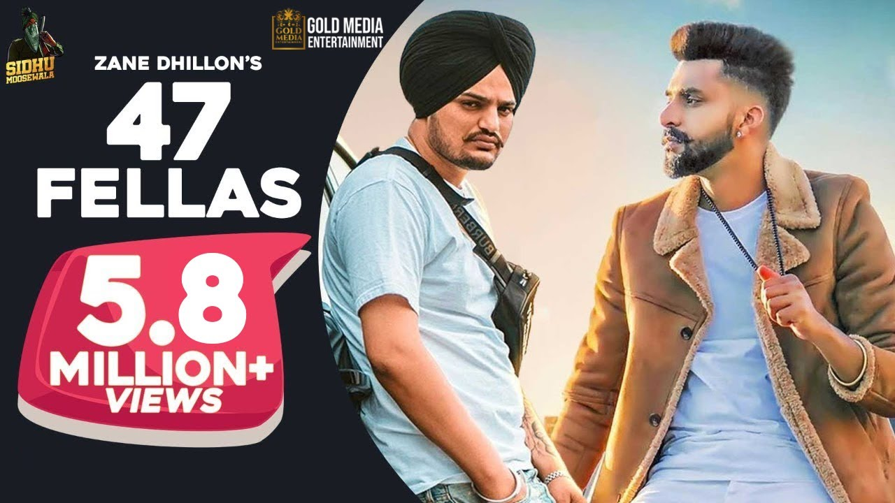 47 Fellas Lyrics - Zane Dhillon