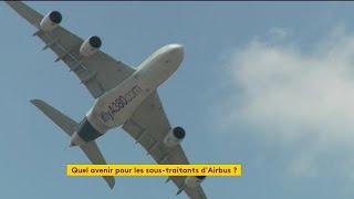 Vu Des Régions : L'avenir Des Sous Traitants D'Airbus