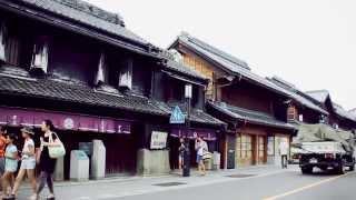 埼玉・川越観光川越商人が建てた蔵造りの町は思ったよりスゴい!TheoldcityofKawagoe,Japanesetraditionalarchitecture