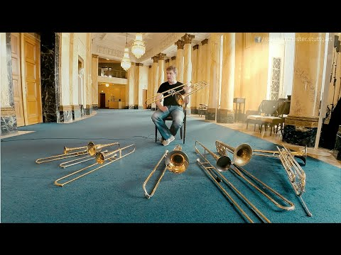 Staatsorchester Stuttgart - MUSIKER UND IHRE INSTRUMENTE - DIE POSAUNE