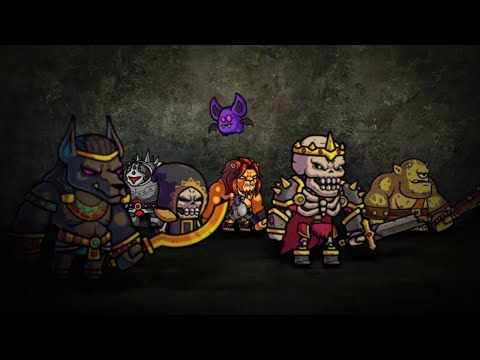 Monster Slayers - Announce Trailer