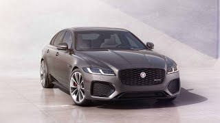 Jaguar XF 2021 | Introducing the New Saloon and Sportbrake