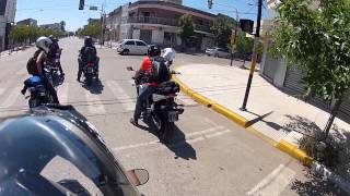 preview picture of video 'YAMAHA FZ 16 en chacabuco...(3).'