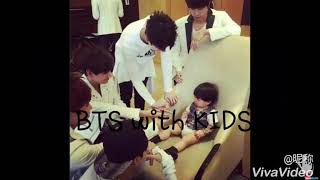 BTS with KIDS