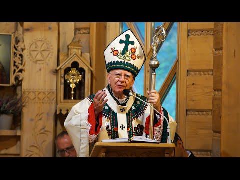 Abp Marek Jędraszewski podczas Mszy św. na Śnieżnicy: Nie bójmy się głosić Chrystusa