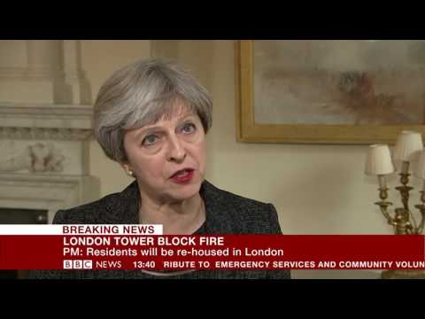 London Fire: PM orders public inquiry: Full statement – BBC News
