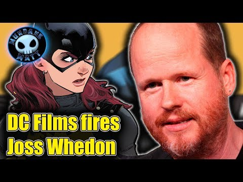 Joss Whedon booted from DCEU's BATGIRL film