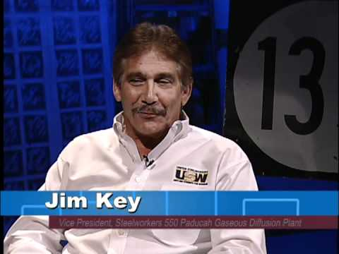 Union Label:  Jim Key