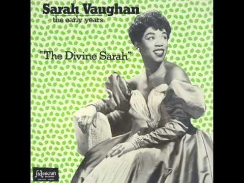 Sarah Vaughan with John Kirby Sextet - You Go to My Head