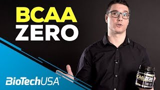 Mi is az a BCAA? Ismerd meg a BCCA Zero-t - A Specialista - BioTechUSA