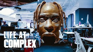 THE ANTICIPATION OF TRAVIS SCOTT ASTROWORLD! | #LIFEATCOMPLEX