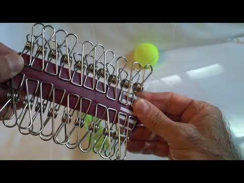 20Pezzi Mollette in Acciaio Inossidabile metallico Accessori per Appendere Calze Tovagliolo Intimo