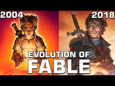 Evolution of Fable (2004-2018)