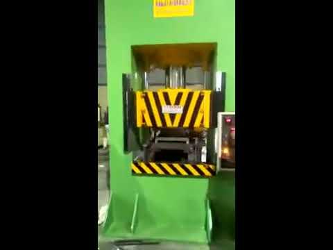 Hydraulic Fine Blanking Press