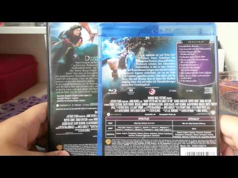 Harry Potter Blu-ray Box Haul Unboxing