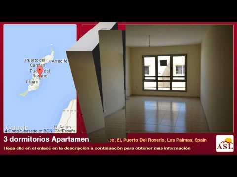 3 dormitorios Apartamento se Vende en Charco, El, Puerto Del Rosario, Las Palmas, Spain