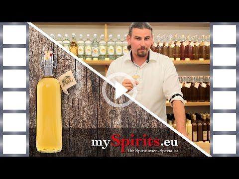 Degustation: Prinz Alte Williamsbirne   mySpirits.eu
