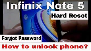 formatage infinix note 5 - Thủ thuật máy tính - Chia sẽ kinh nghiệm