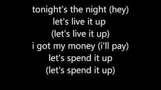 Black Eyed Peas - I Gotta Feeling Lyrics