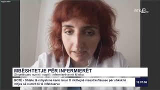 RTK3 Lajmet e orës 13:00 08.07.2020