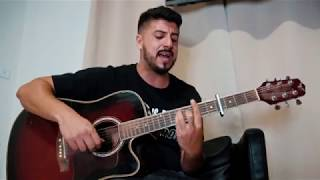 Ed Sheeran & Justin Bieber   I Don't Care (Cover By Matan Peretz)