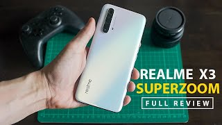 Realme X3 Superzoom Review!