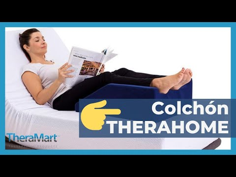 Colchón Therahome Gel® TM550 T/Q
